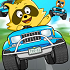 Raccoon Racing // Game